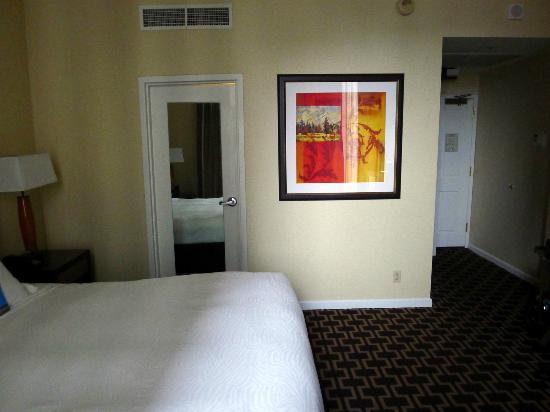 Kimpton Hotel Vintage Portland: Room 609