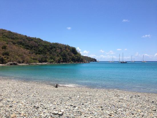 Maho Beach: Caribbean Waters of St. John, USVI