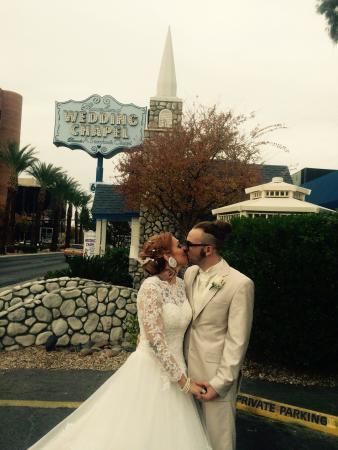 A Storybook Wedding Chapel Graceland