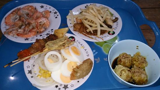 Saichon buffet