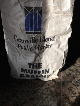 Muffin Granny de Paris Crepes