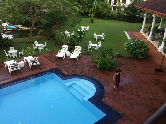 The Waterside Bentota: Pool and Garden