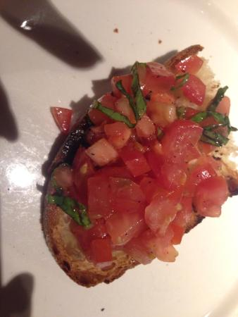 Ca' Del Sole: Bruschetta