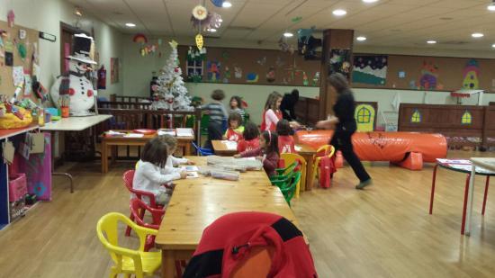 Hotel Románic: Club infantil hotel romanic...Gratuito