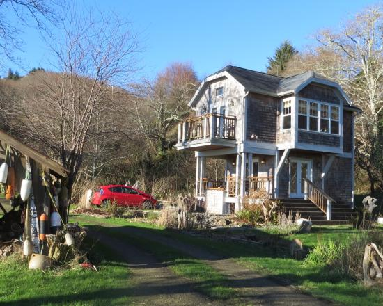 Shelburne Inn: Audubon Cottage at China Beach
