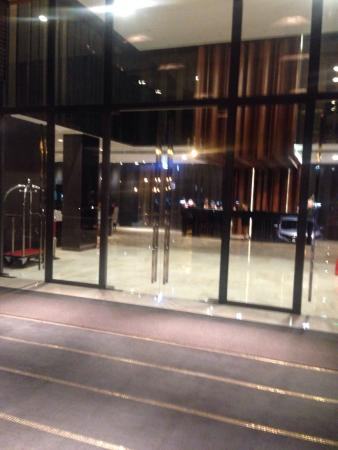 The Siamese Hotel: Ingresso - entrance