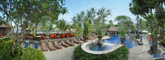 Legian Beach Hotel Coco Pool