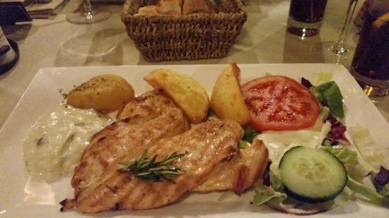 Zorba: Tasty chicken
