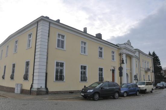Cathedral Island (Ostrow Tumski): Ostrów Tumski w Poznaniu - Pałac Arcybiskupi