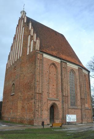 Cathedral Island (Ostrow Tumski): Ostrów Tumski w Poznaniu, kościół NMP