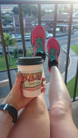 Menehune Coffee Company : Coffee!