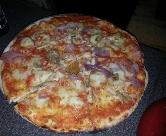 Leone L'Africano: pizza 2