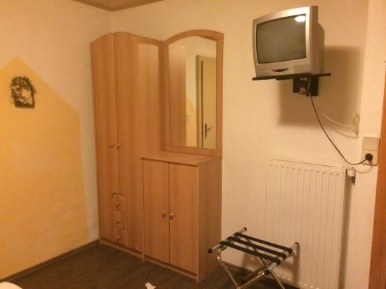 Traube Hotel: Zimmer