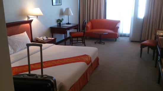 Tai-Pan Hotel : 部屋の写真