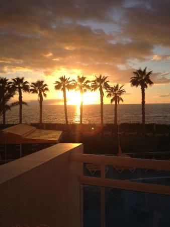 Servatur Green Beach : På balkongen
