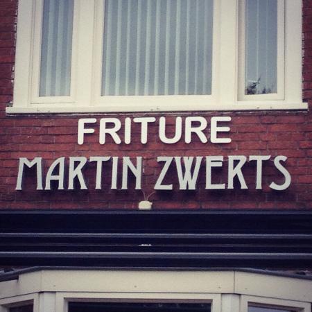 Friture Martin Zwerts
