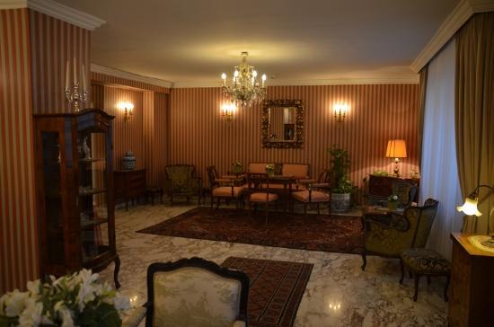 Savoy Hotel Vienna: ロビー
