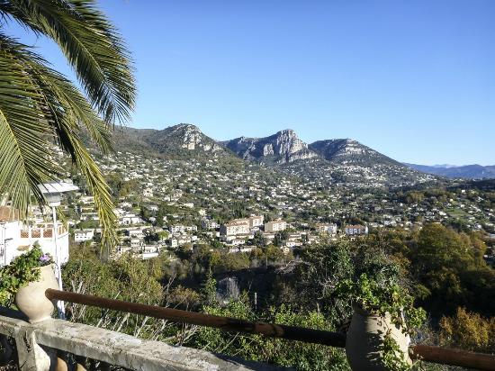Hotel Miramar : Great views on a crisp December morning.
