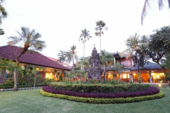 The Graha Cakra Bali Hotel: Scenery
