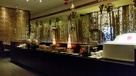 Mainland China: Buffet