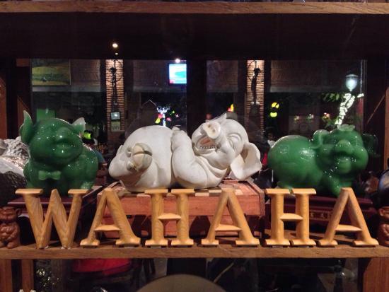 Warong Wahaha: Nice name 😋