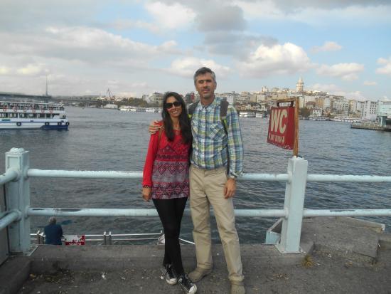 Abel Hotel Istanbul: bosforo