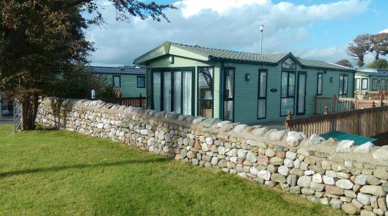 Bay View Holiday Park: You could own your own beautiful Holiday Home at Bay View