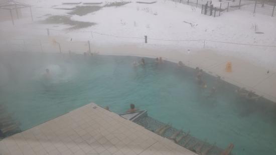 Karnten Therme: open pool