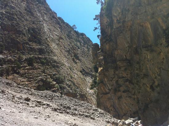 Villas Libra: Gorge walk - one hour's drive