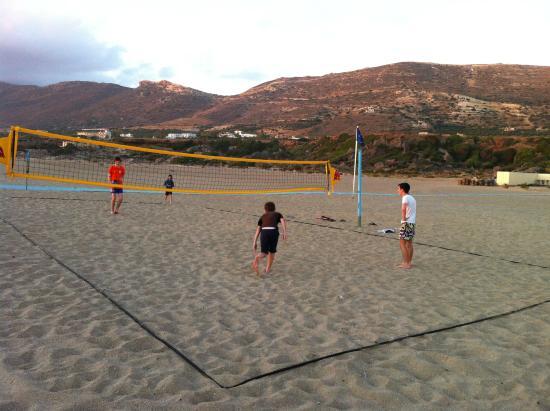 Villas Libra: Beach - short drive