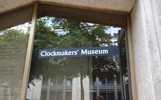 The Clockmakers' Museum
