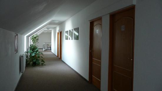 Kocourovec, République tchèque : Chodba / hotelové křídlo II.