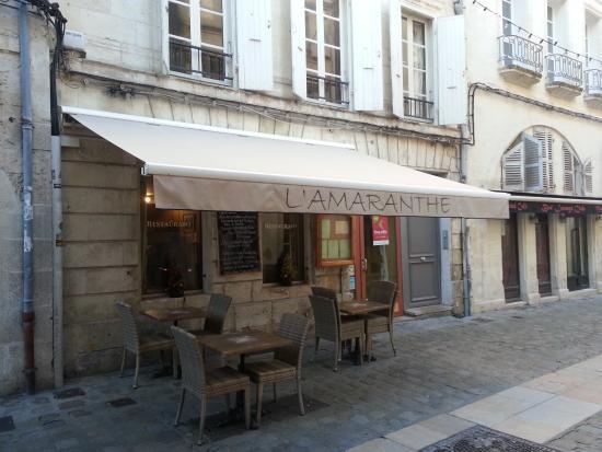 Restaurant l 39 amaranthe la rochelle picture of l 39 amaranthe la rochelle tripadvisor - Cuisine sur mesure la rochelle ...