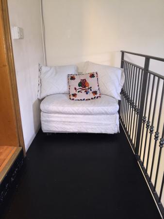 Antico Casale: Entrata secondo piano