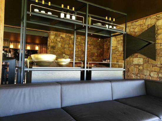 Vasse Felix: Inside the restaurant