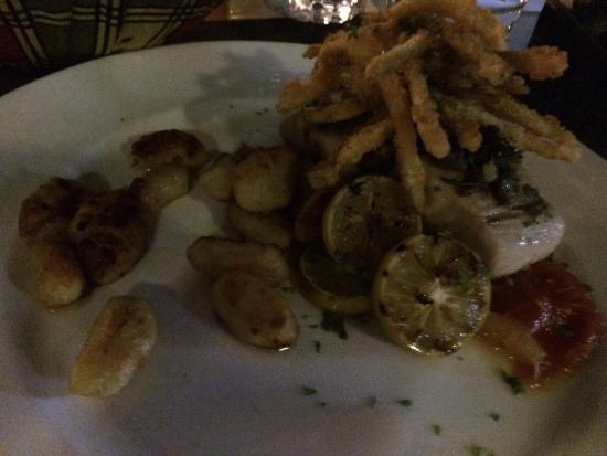Tamarin: Kingfish steak!