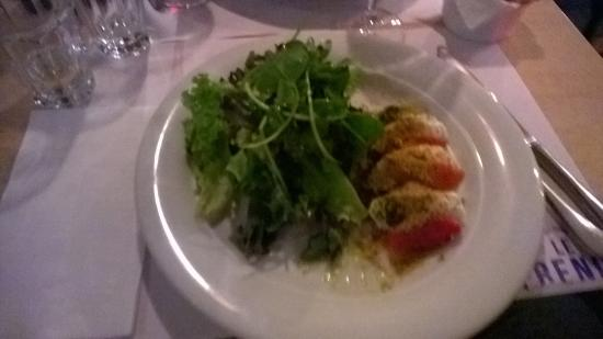Le French Bazar : Divina Salada de Queijo Chevre