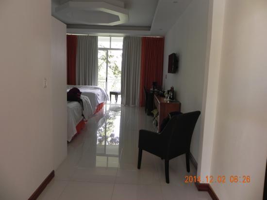 Hotel Villa Florencia : Room 19 at the Villa, lovely