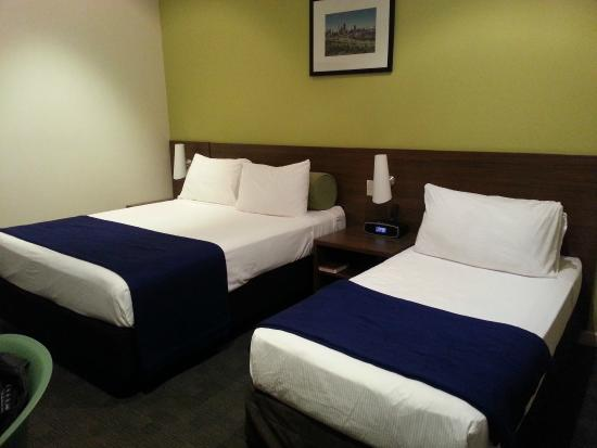 ibis Styles Karratha: Bedroom