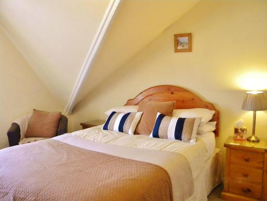 Lowdens House : Double room