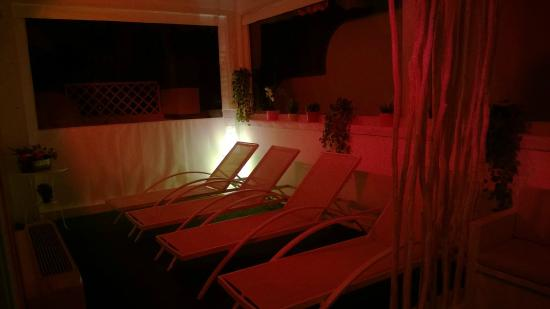 Hotel Ambrosiana: area benessere