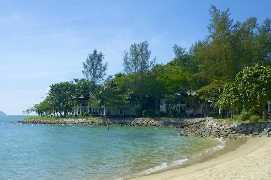Rebak Island Resort Langkawi Taj Hotel