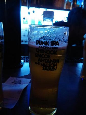 Punk ipa alla spina