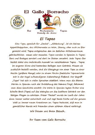 Spanier Oberursel el gallo borracho oberursel taunus restaurant reviews phone