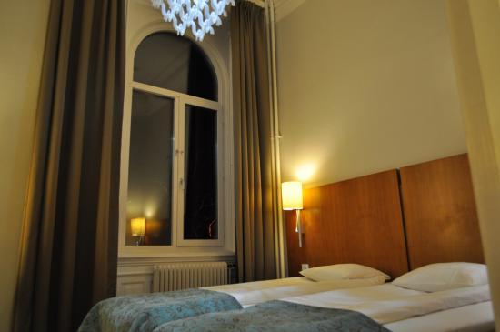 Scandic Billingen Skovde: Hotell Scandic Billingen. 31 dec. 2014