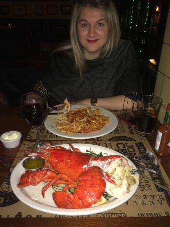 City Crab & Seafood Company : New Year's eve