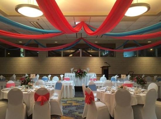 Clarion Hotel Winnipeg: Wedding reception