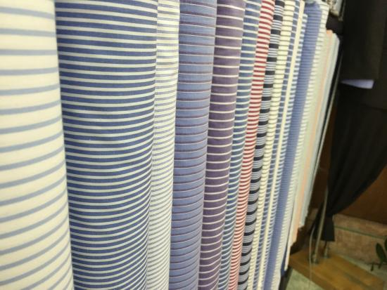 Signature Collection Tailor: Shirting fabric