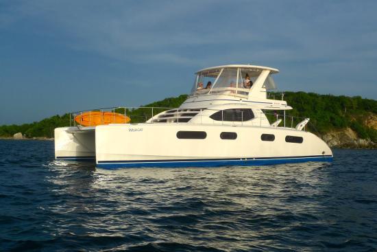Vieques Island Powercat