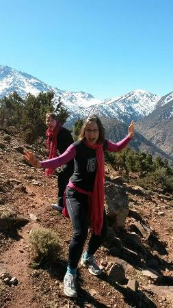 Trekking Morocco Mountains - Day Tours: Juniper tree grove in the Atlas mountains